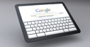 Google floated the idea of a Chrome OS tablet as early as 2010, with this designer mockup