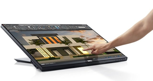 Dell 24 Touch