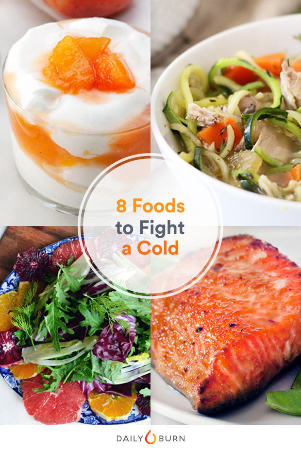 What to Eat When You're Fighting a Common Cold
