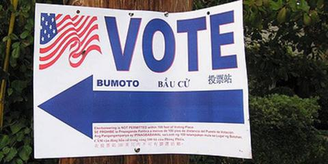 Tuesday June 5 is Election Day in CA. Polls are open from 7 am to 8 pm PST