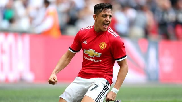 Alexis-inspired United hit back to end Spurs Cup dream