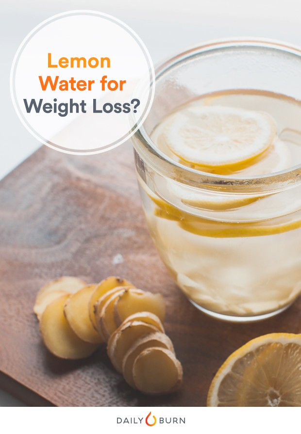Drinking Lemon Water for Weight Loss: Experts Weigh In