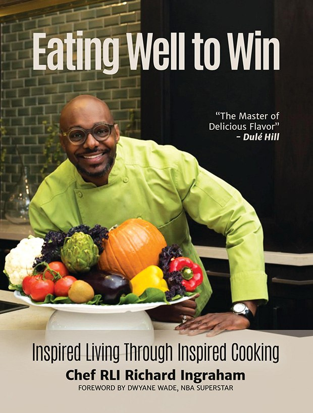 Best Fall Cookbooks: Eating Well to Win: Inspire Living Through Inspired Cooking Cookbook