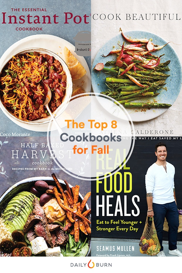 8 Fall Cookbooks to Get You Back in the Kitchen