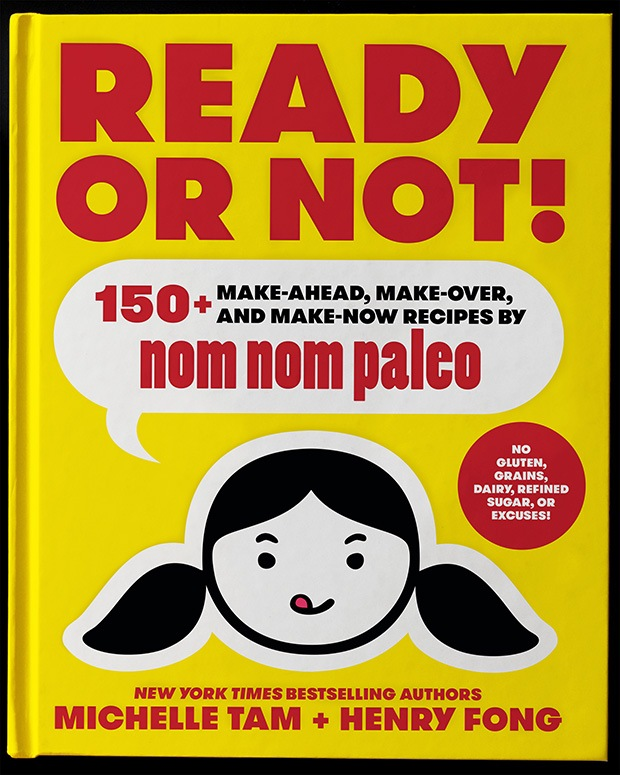 Best Fall Cookbooks: Ready or Not! 150 Make-Ahead, Make-Over and Make-Now Recipes Cookbook