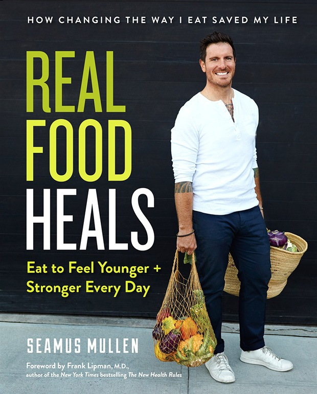 Best Fall Cookbooks: Real Food Heals: Eat to Feel Younger and Stronger Every Day Cookbook