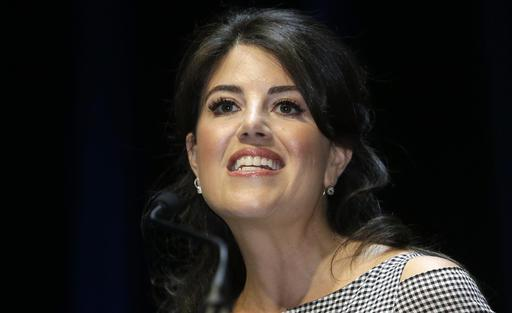 Monica Lewinsky attends a Cannes Lions 2015 International Advertising Festival in Cannes southern France. Lewinsky tends to equivocate politics these days after apropos now barbarous scarcely 20 years ago as