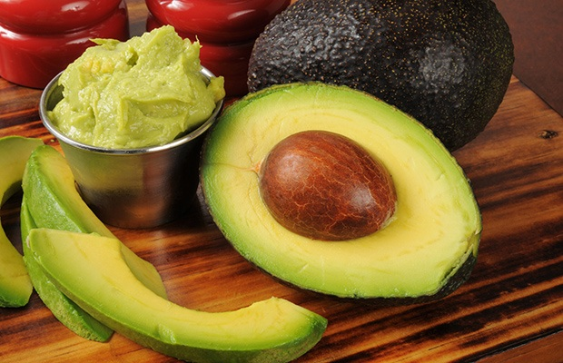 The Benefits of Vitamin B Complex: B5 (Pantothenic Acid), found in avocados