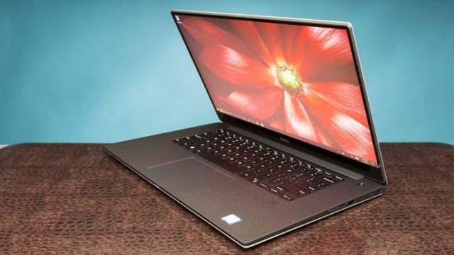 Dell XPS 15 Video Editing laptops