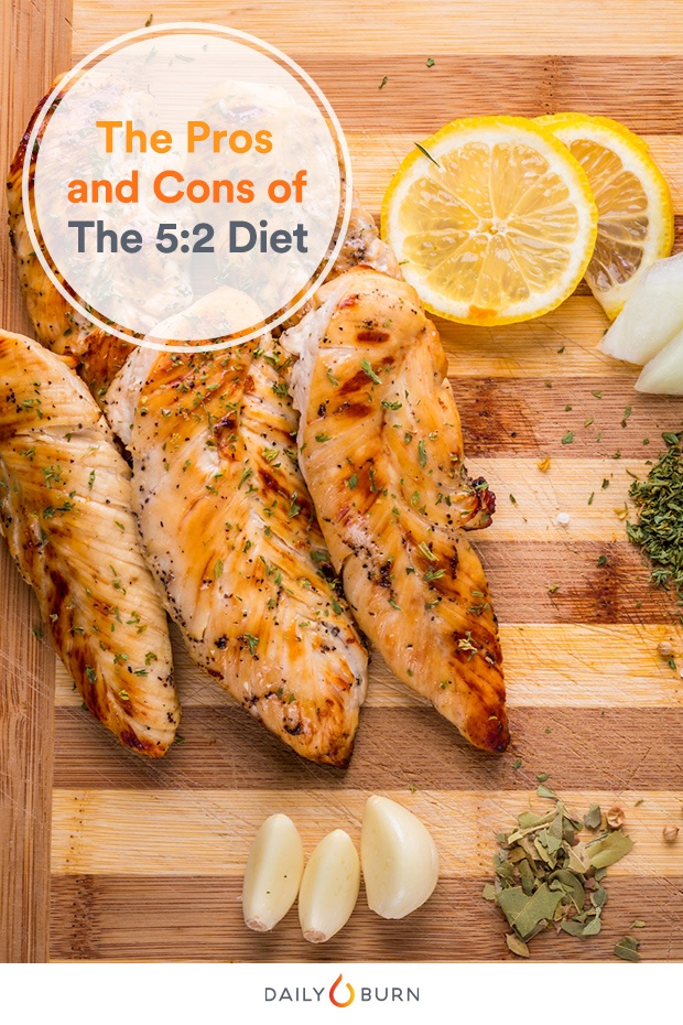 What to Know About the 5:2 Diet and Intermittent Fasting
