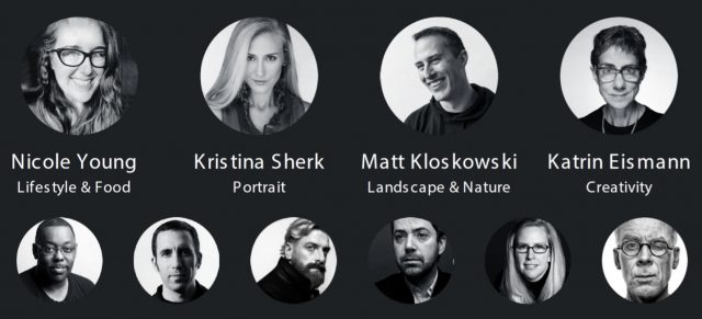Adobe has put together an all-star team of creatives from industry and its own ranks to author the initial learning experiences