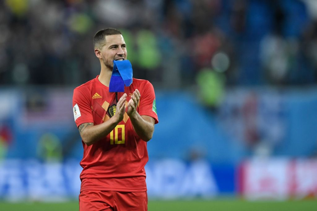 Eden Hazard slams France after Belgium are knocked out of World Cup