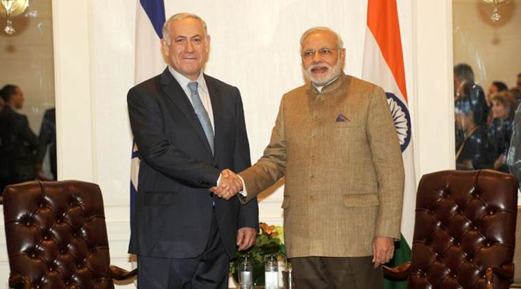 Modi's historic touch to Israel ties